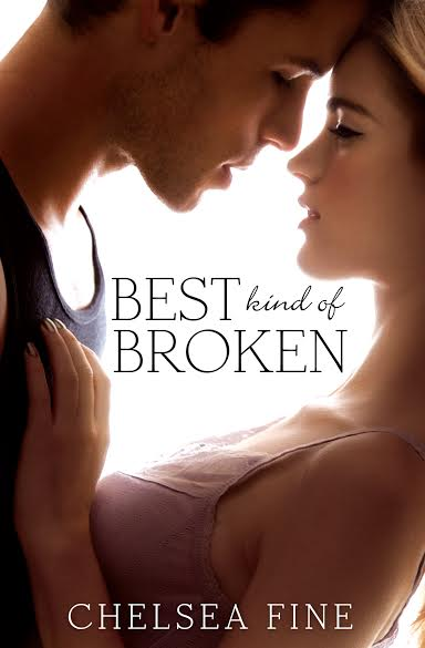 New Release: Best Kind of Broken by Chelsea Fine