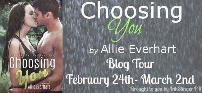 Choosing You Blog Tour
