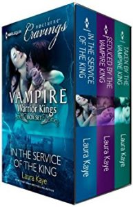 Vampire Warrior Kings box set - cover