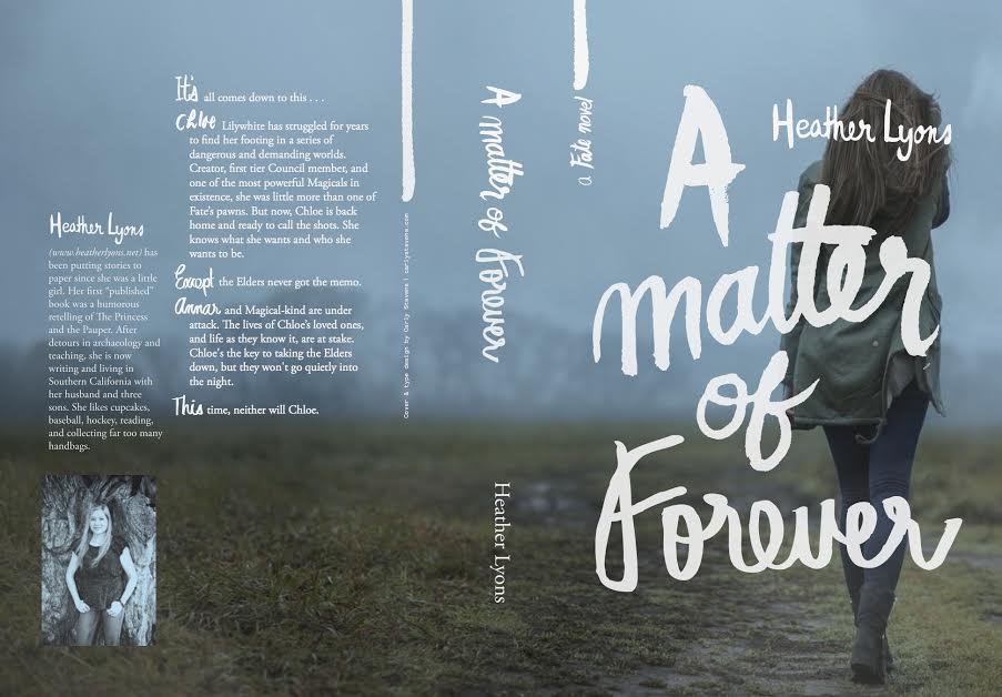 A Matter of Forever Full Cover