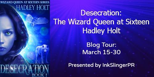 Desecration Blog Tour