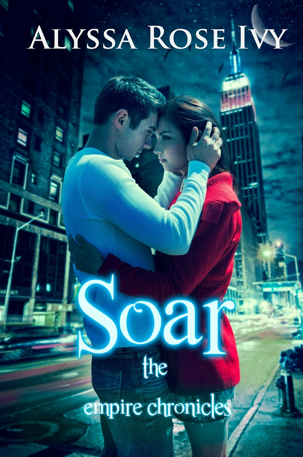 Soar-Alyssa Rose Ivy