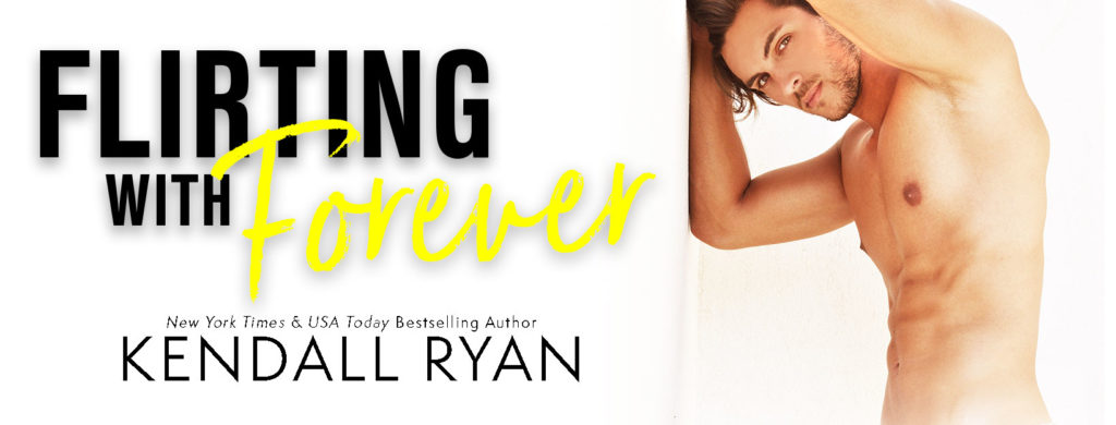 Cover Reveal  ~ Flirting with Forever by Kendall Ryan