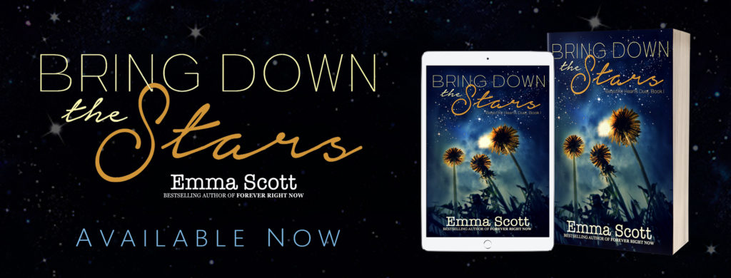Bringing Down the Stars by Emma Scott  –> Excerpt
