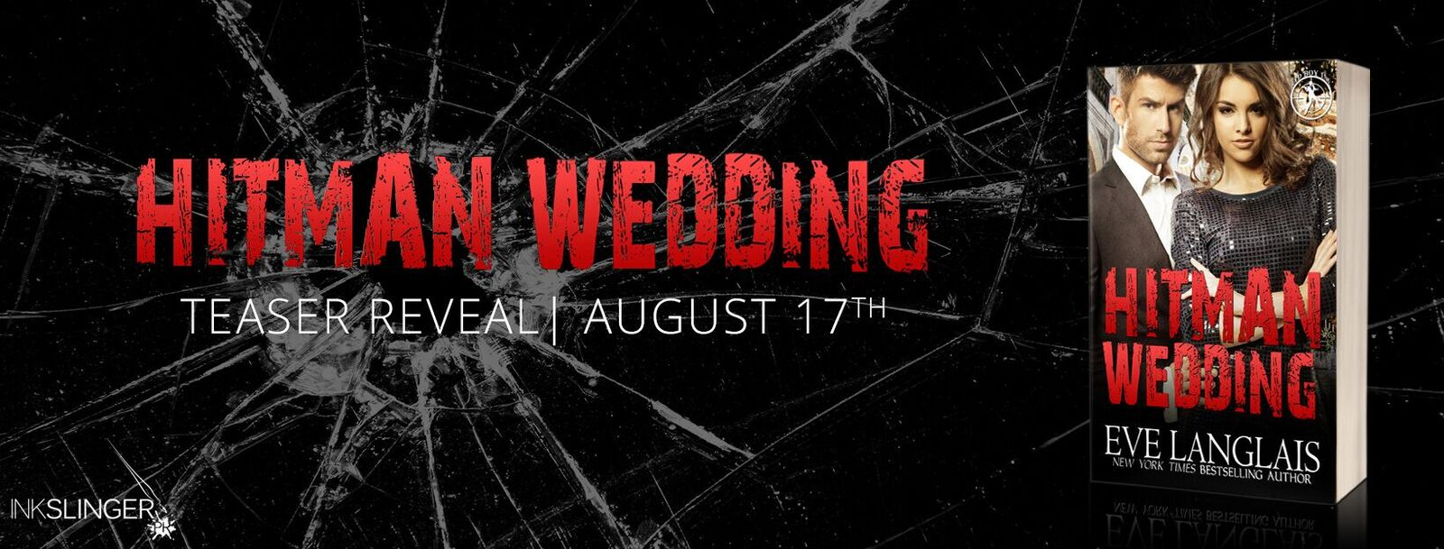 Teaser Reveal: Hitman Wedding by Eve Langlais