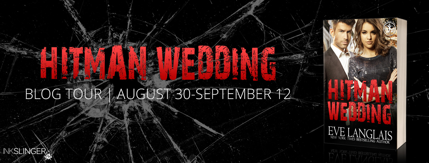 Blog Tour & Giveaway: Hitman Wedding by Eve Langlais