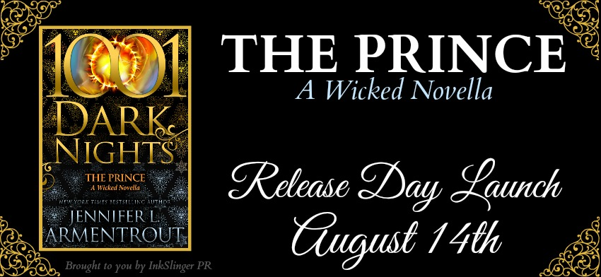 The Prince Release Day Launch – Excerpt