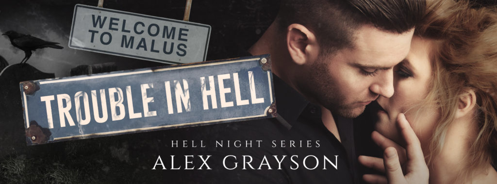 Blog Tour & Review: Trouble in Hell by Alex Grayson