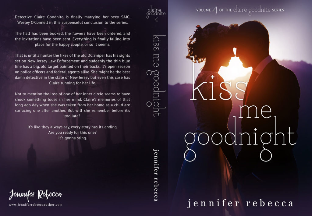 Welcome to Rainy Day Reviews!: Kiss Me Goodnight by Jennifer