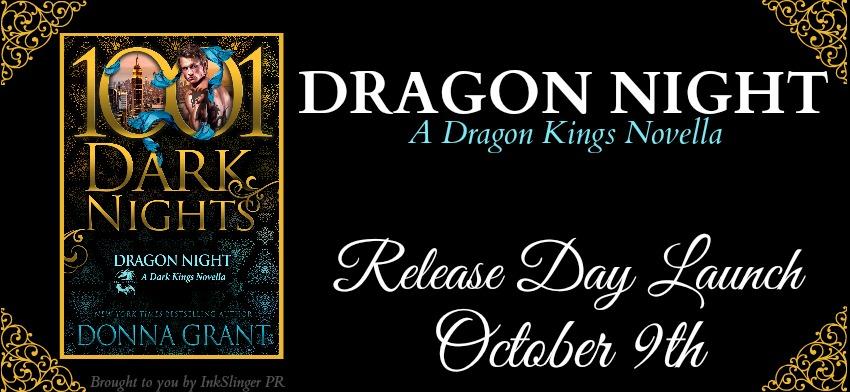 Dragon Night Blog Tour – Excerpt