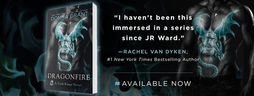 Dragonfire Blog Tour – Excerpt