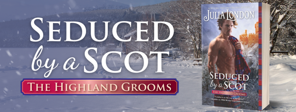 Seduced by a Scot Release Day – Excerpt