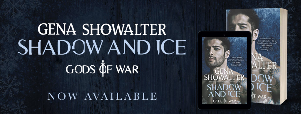 Shadow and Ice Release Day – Excerpt