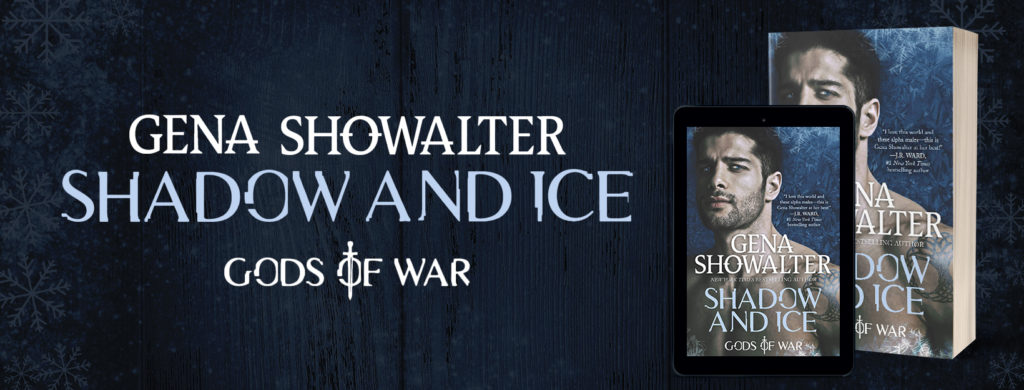 Blog Tour & Review: Shadow and Ice by Gena Showalter