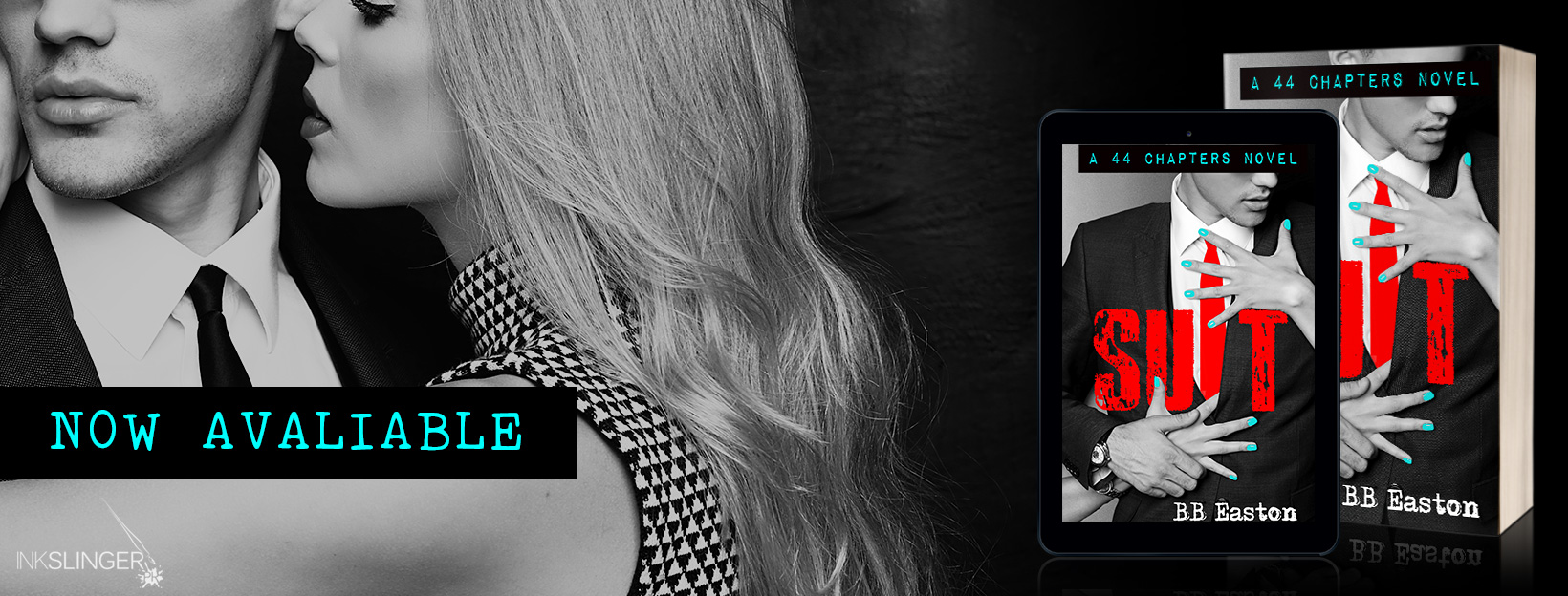 Release Blitz: Suit by BB Easton