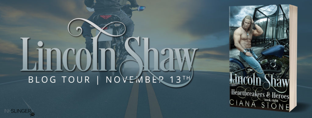 Release Day Blitz & Giveaway: Lincoln Shaw by Ciana Stone