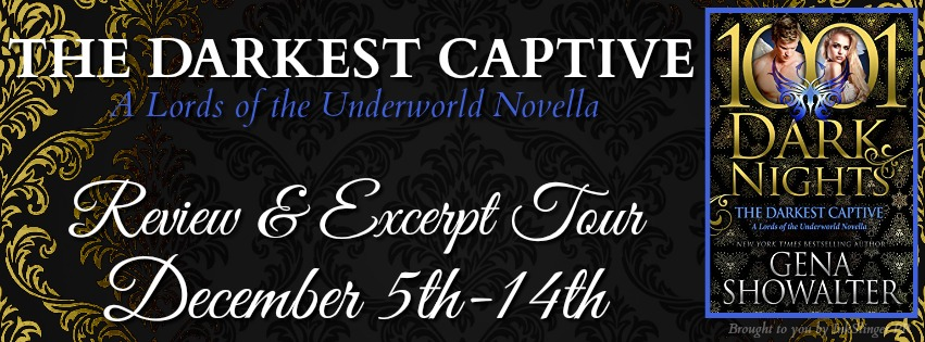 Excerpt ~ THE DARKEST CAPTIVE by Gena Showalter