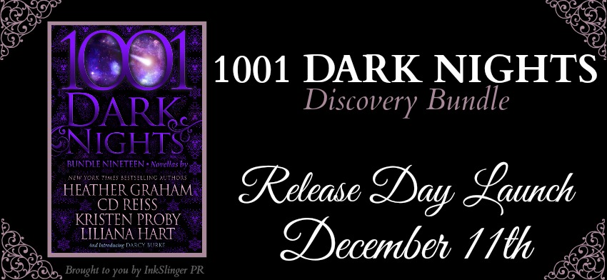 BLOG TOUR ~ 1001 Dark Nights: Bundle Nineteen