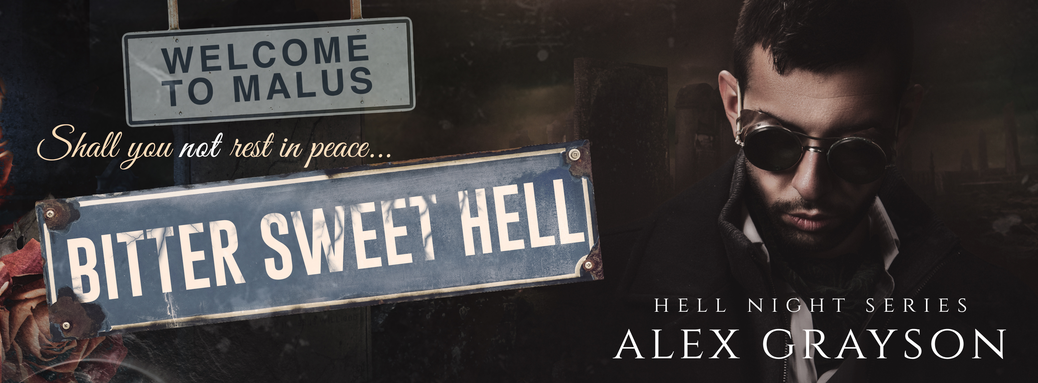 BITTER SWEET HELL by Alex Grayson – Cover Reveal
