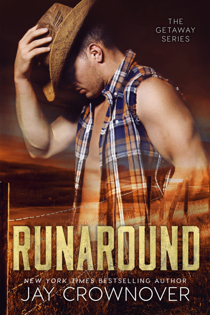 Cover Reveal ~ RUNAROUND by Jay Crownover