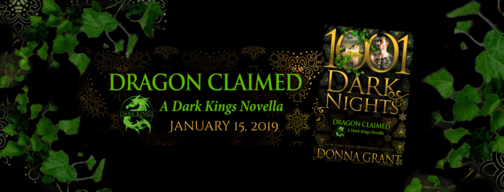 Dragon Claimed Blog Tour – Excerpt