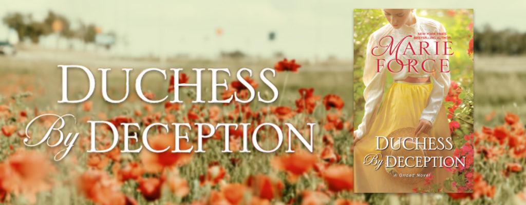 Duchess By Deception Blog Tour – Excerpt