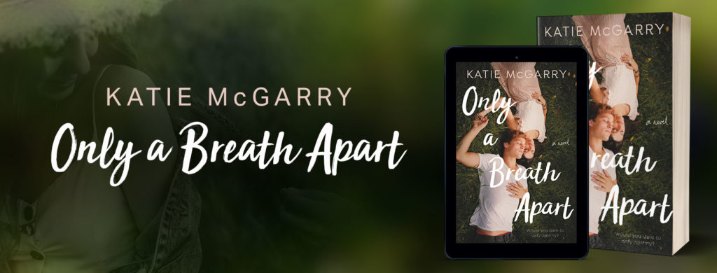 Blog Tour: Only A Breath Apart – Excerpt and Review