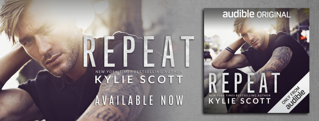Audiobook Release: Repeat by Kylie Scott