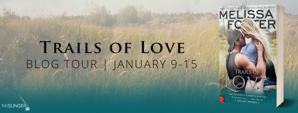 Blog Tour & Giveaway: Trails of Love by Melissa Foster