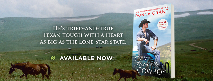 My Favorite Cowboy Blog Tour – Teaser