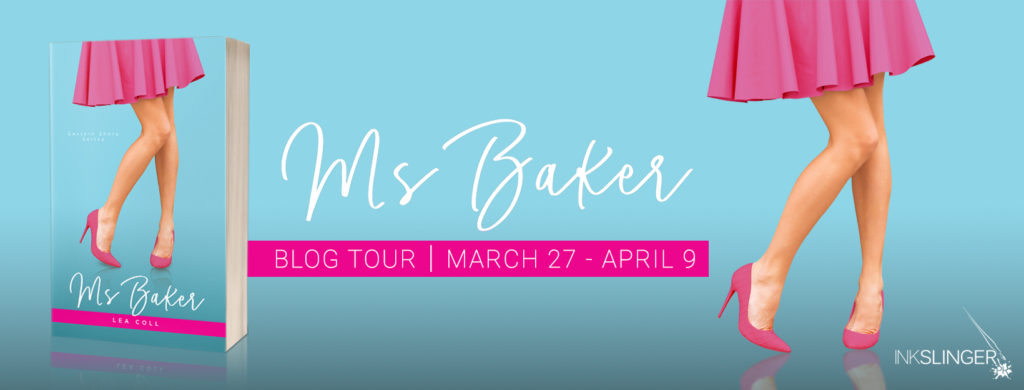 Blog Tour & Giveaway: Ms. Baker by Lea Coll