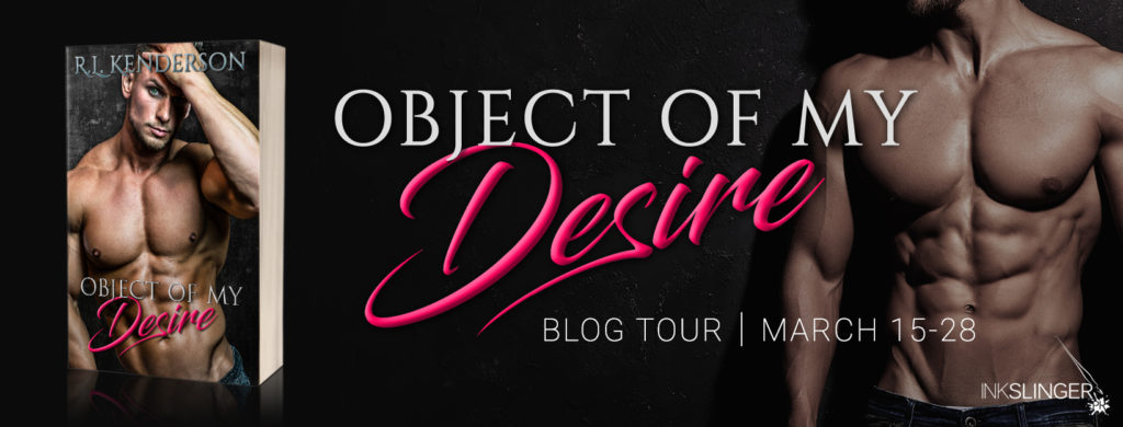 Blog Tour & Giveaway: Object of My Desire by R. L. Kenderson