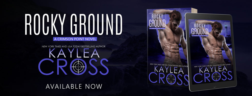 Kaylea Cross' ROCKY GROUND