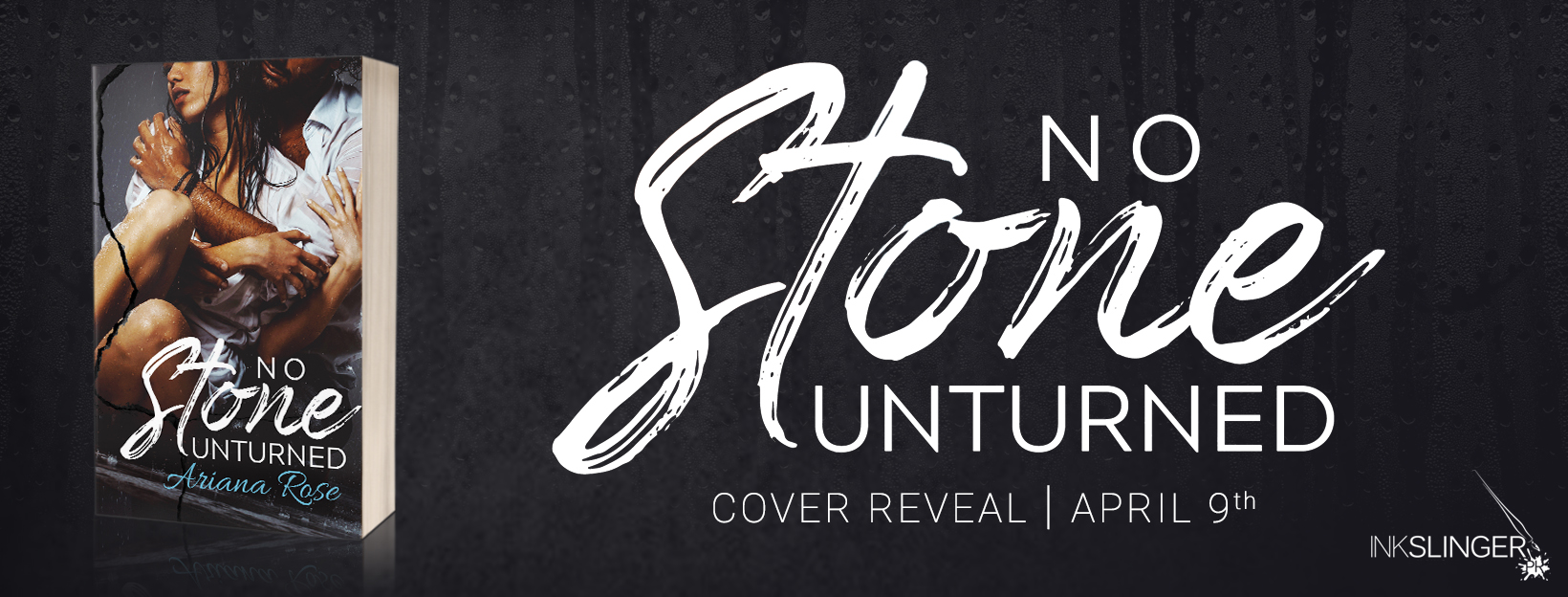 Cover Reveal & Excerpt~ No Stone Unturned