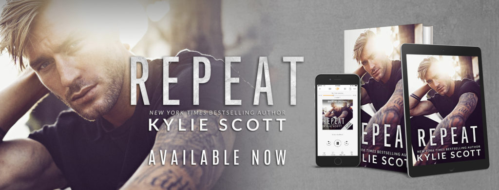 Release Blitz ~ Repeat by Kylie Scott