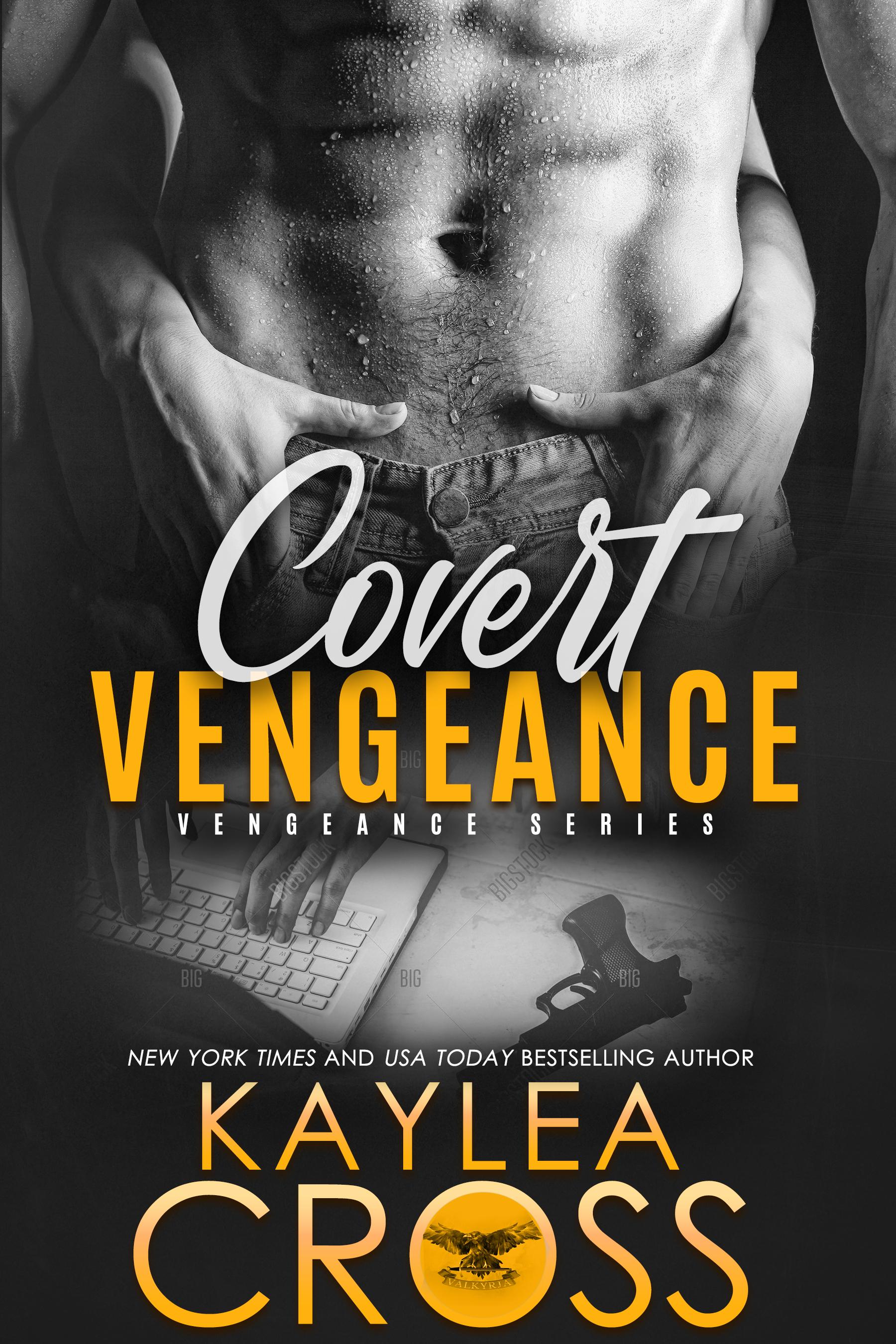 STEALING VENGEANCE by Kaylea Cross – Teaser Reveal