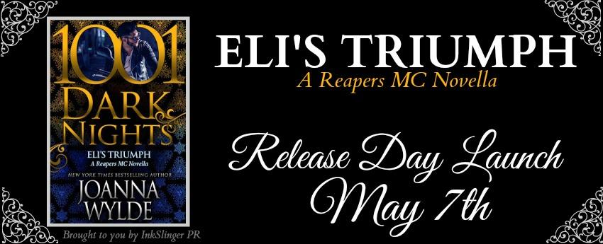 Joanna Wylde's ELI'S TRIUMPH – Release Day Launch