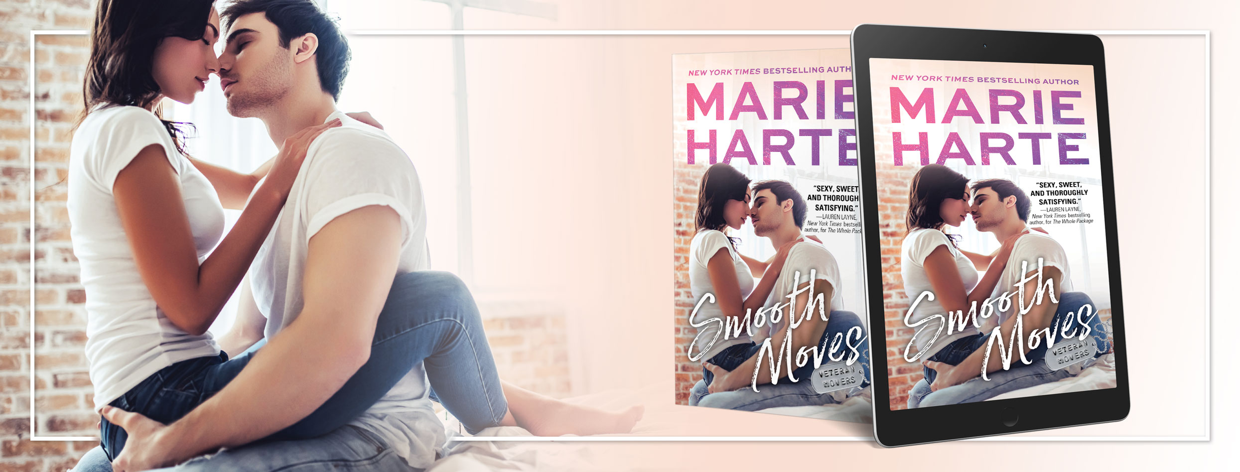 SMOOTH MOVES by Marie Harte – Available Now!
