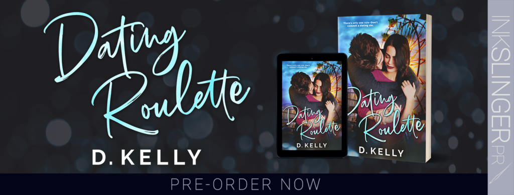 Teaser Blast | DATING ROULETTE by D. Kelly