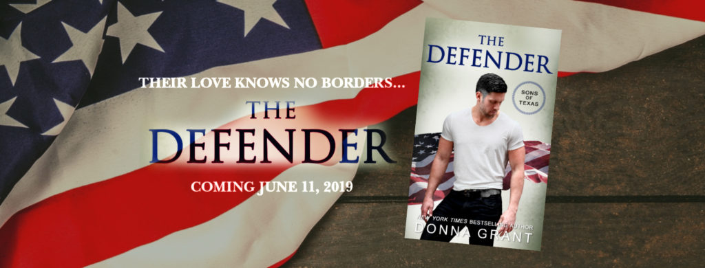 The Defender Blog Tour – Teaser Stop