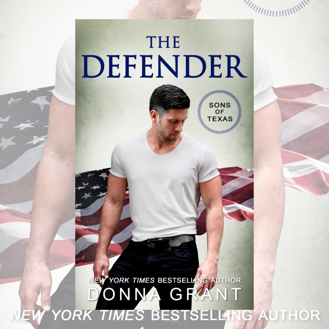 THE DEFENDER by Donna Grant – Teaser Reveal