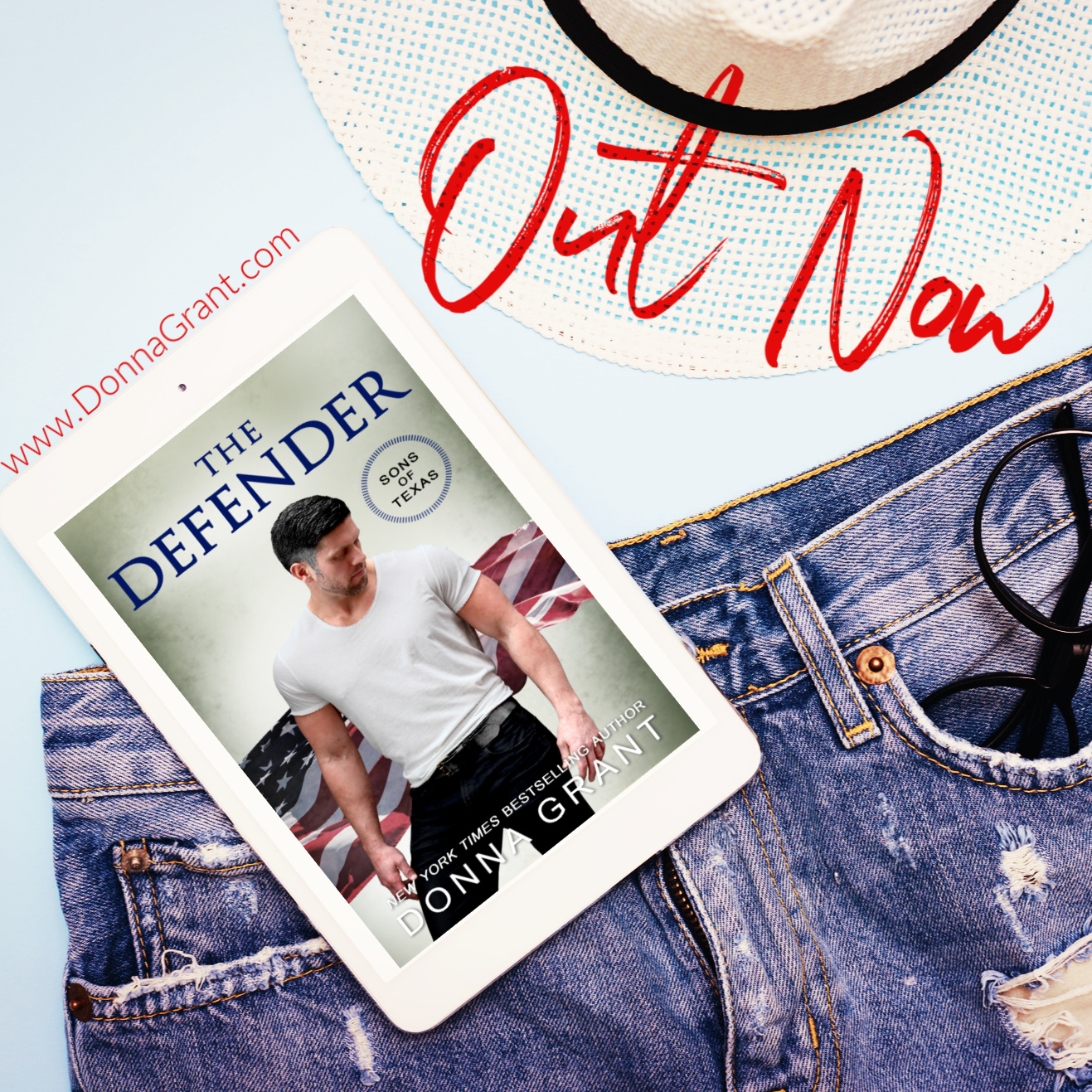 THE DEFENDER by Donna Grant – Available Now