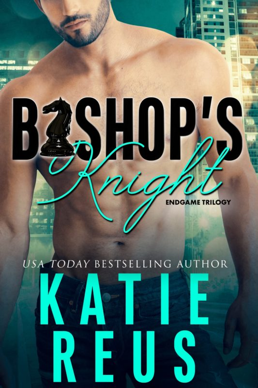 Check out Bishop's Knight: The First Book in the Endgame Romantic Suspense Trilogy!