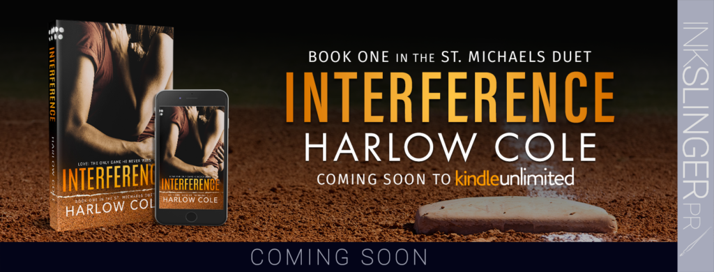 Teaser Blast | Interference by Harlow Cole