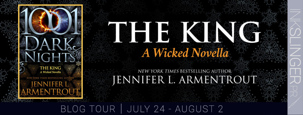 The King Blog Tour – Excerpt