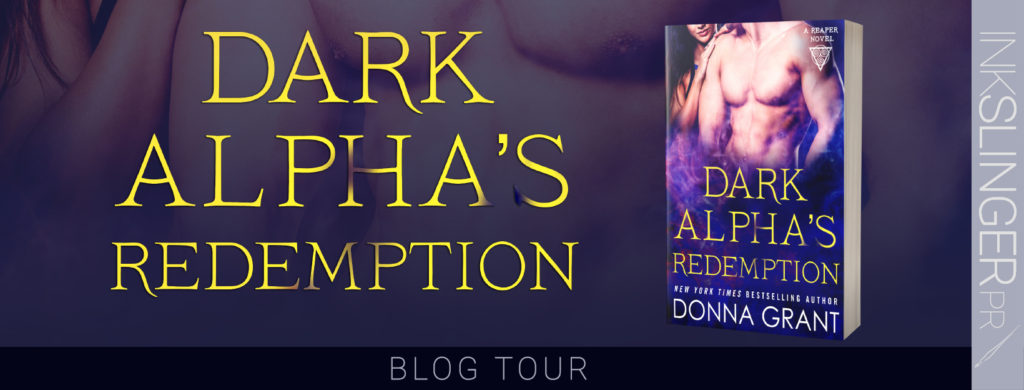Dark Alpha's Redemption Blog Tour – Teaser Stop