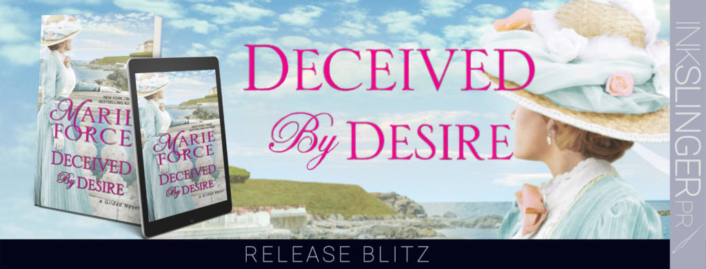 Deceived By Desire Release Blitz