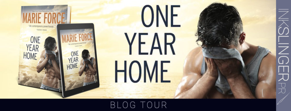 One Year Home Blog Tour – Excerpt