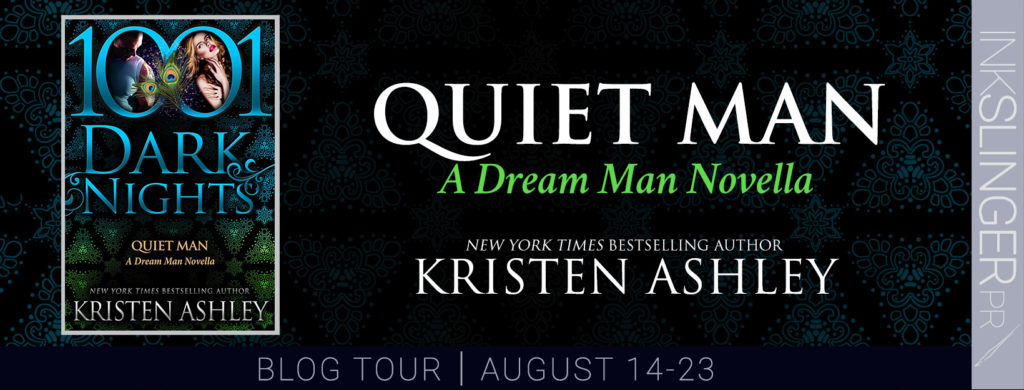 Blog Tour ~ QUIET MAN