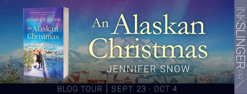 Blog Tour & Giveaway: An Alaskan Christmas by Jennifer Snow
